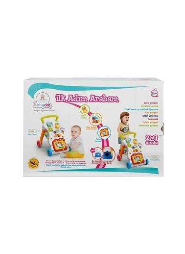Birlik Oyuncak Birlik Oyuncak He0801 Babycim Yazı Tahtalı Telefonlu Ilk Arabam Çocuk Oyun Seti Renkli